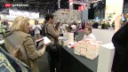Video ««Salon du Livre» 2013» abspielen