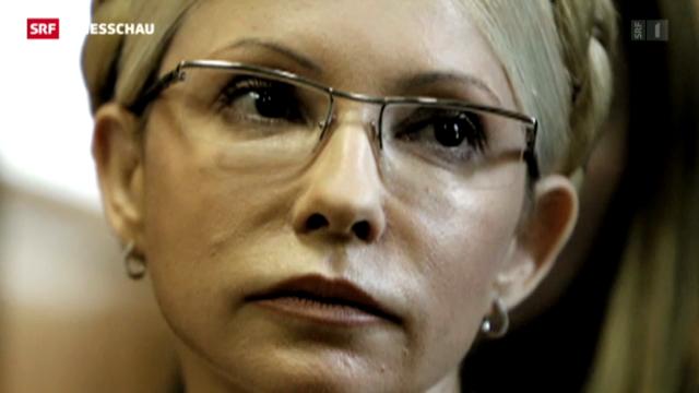 Verhaftung von Julia Timoschenko war illegal