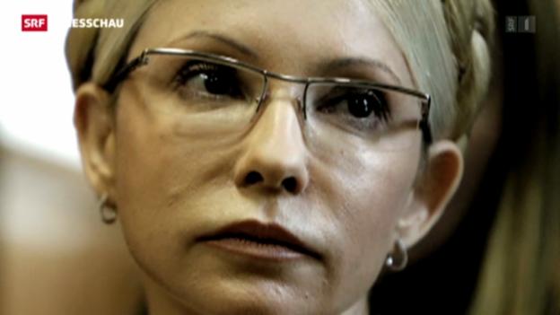 Video «Verhaftung von Julia Timoschenko war illegal» abspielen
