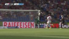 Video «Hat nichts verlernt: Doumbias Treffer zum 2:0» abspielen