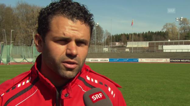 Video «Fussball: Interview mit Uli Forte» abspielen