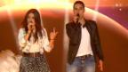 Video «Tamara und Raul Pérez mit «Man on Mars»» abspielen