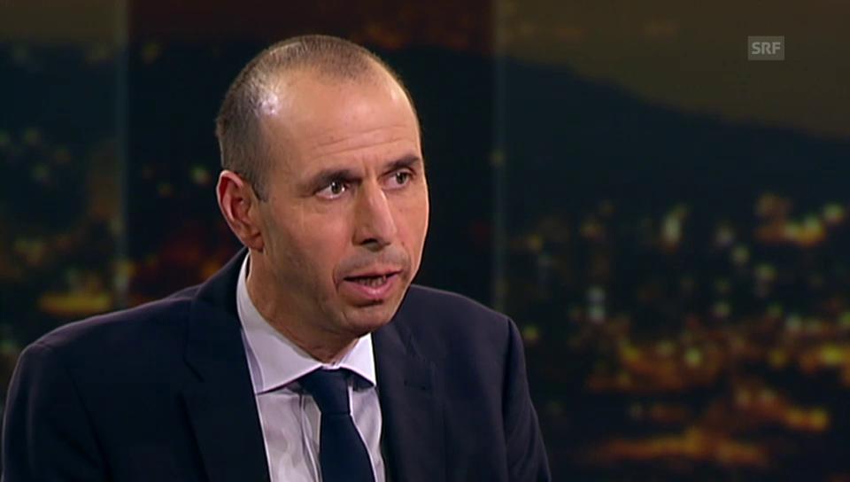 Tobias Straumann: «Ich sehe keine Lösung»