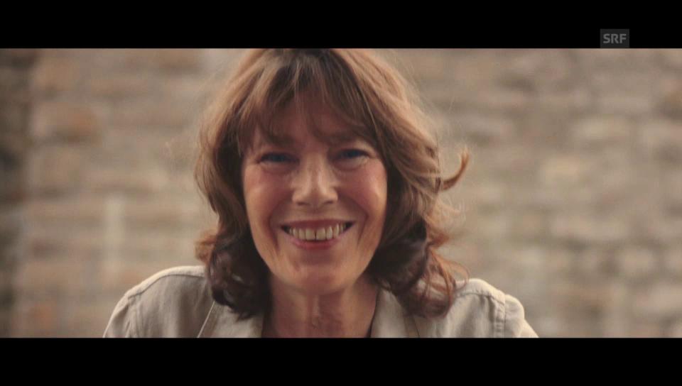 Ehrung für Jane Birkin am Filmfestival in Locarno
