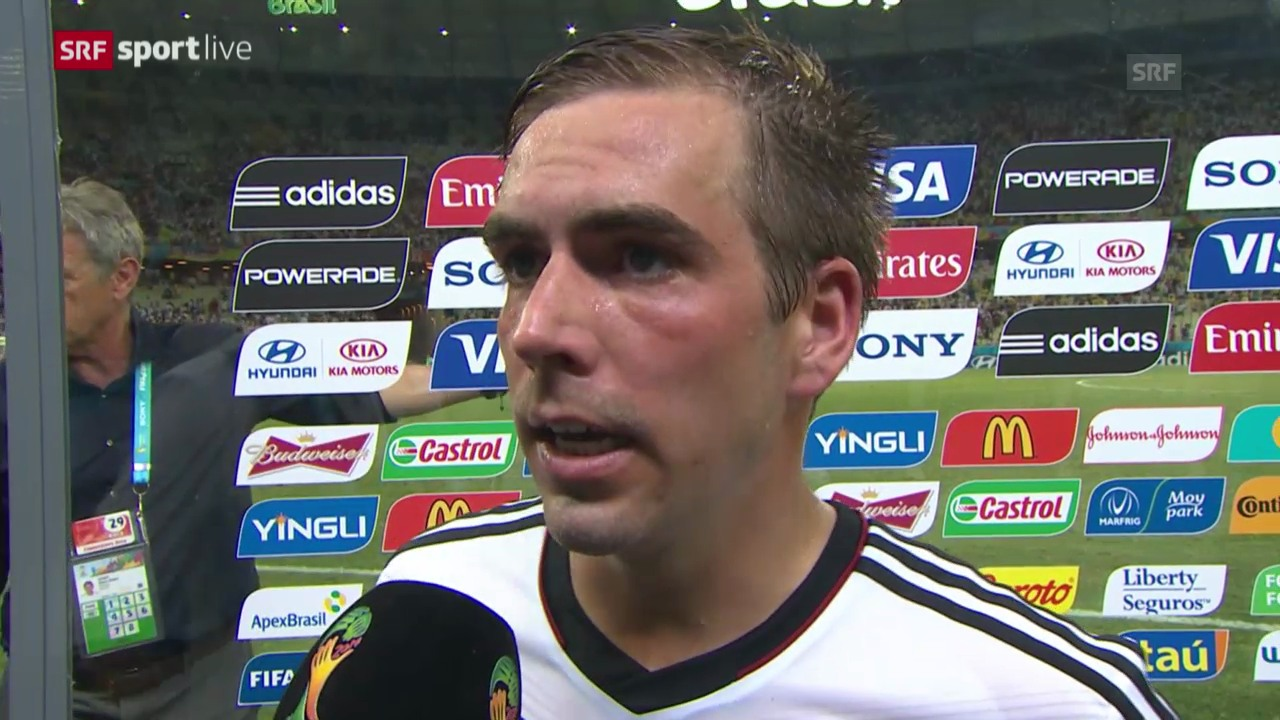Interview mit Philipp Lahm