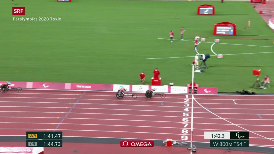 Aur per Schär sur 800 meters