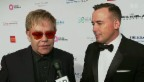 Video «Elton John: Spendengala in New York» abspielen