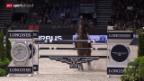 Video «Reiten: Weltcup-Final in Lyon («sportaktuell»)» abspielen