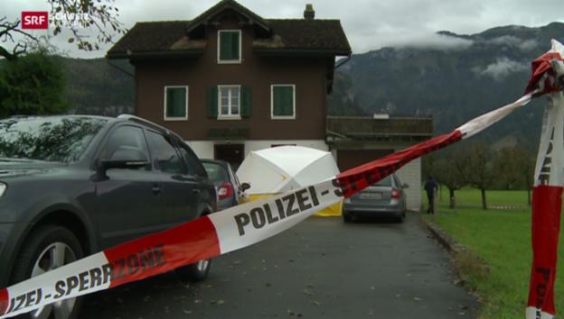 Video «Schweiz aktuell vom 16.10.2014» abspielen