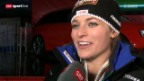 Video «Ski: Interview mit Lara Gut» abspielen