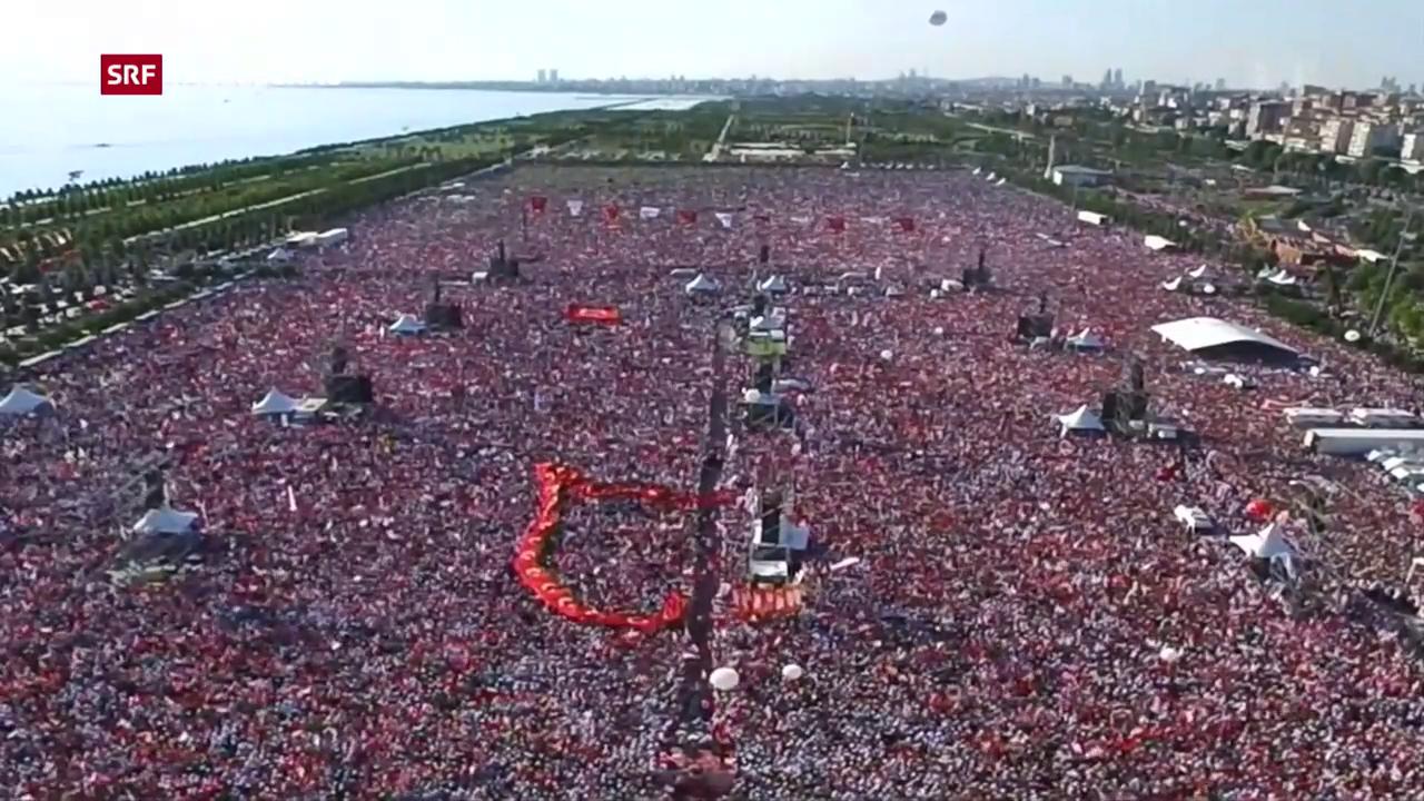 Hunderttausende demonstrieren für Gerechtigkeit