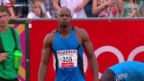 Video «LA: Comeback von Asafa Powell in Luzern» abspielen