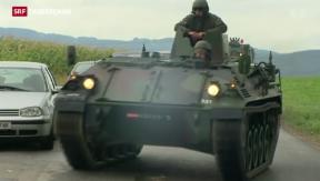 Video «Wilderer verschanzt sich nach Todesschüssen auf Polizisten» abspielen