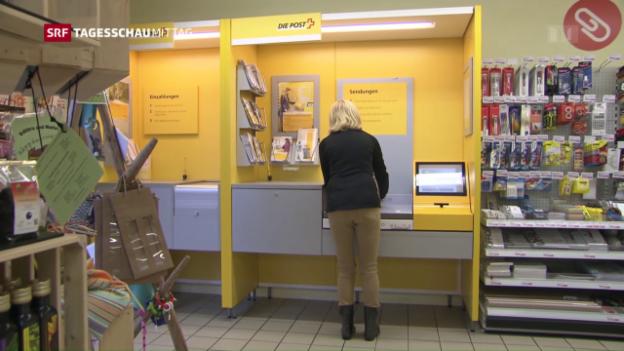 Video «Bar-Zahlungen an Haustüre» abspielen