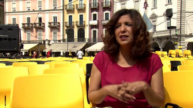 Video «Fünf Fragen an Ben Hania» abspielen