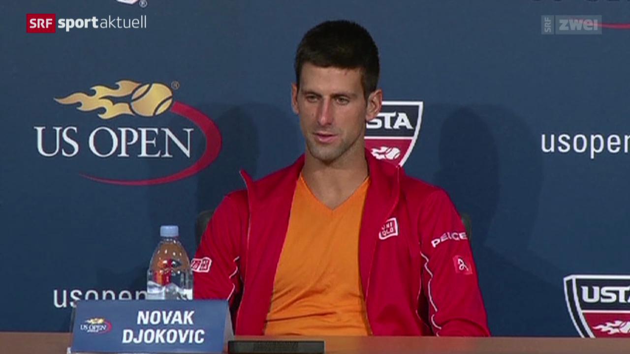 US Open: Djokovic - Schwartzman