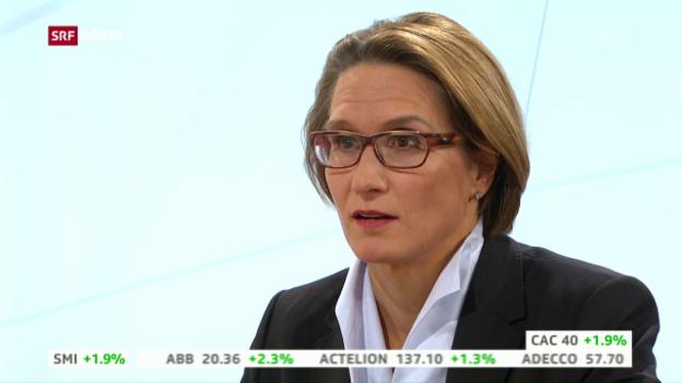 Video «SRF Börse vom 07.11.2016» abspielen