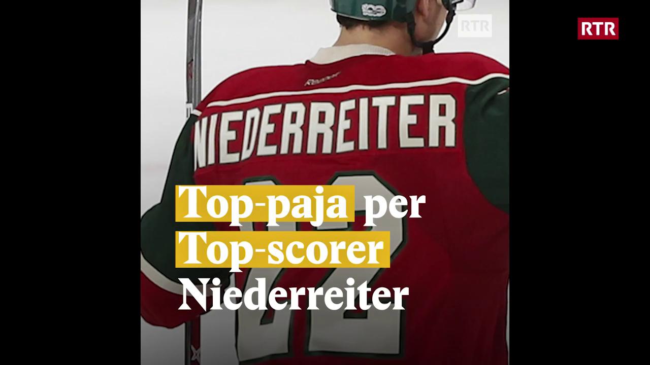 Top-paja per Top-scorer Niederreiter