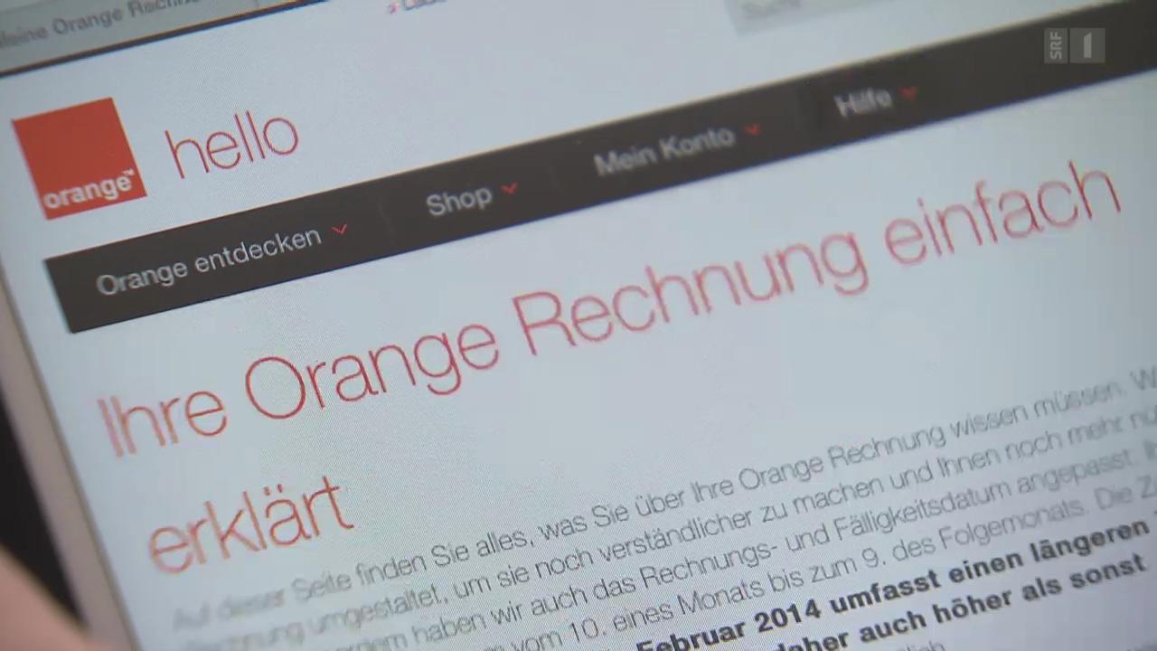Multimedia - Immer kürzere Zahlungsfristen: Orange verärgert Kunden