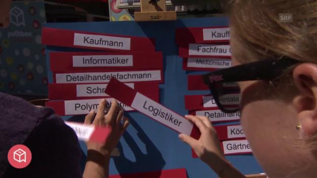 Video «politbox on tour #11: Live-Sendung aus St. Gallen» abspielen