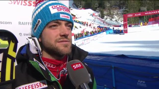 Video «Ski alpin: Interview Vogel («sportlive»)» abspielen