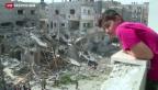 Video «Keine Entspannung in Nahost» abspielen