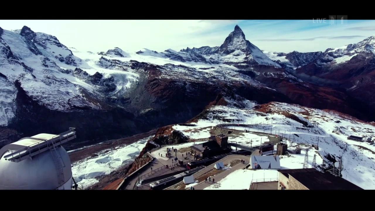 Nik Hartmann — Mit dem Samichlaus ums Matterhorn