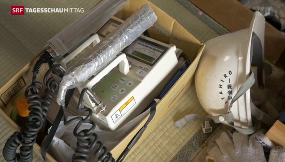 Fukushima: vier Jahre danach