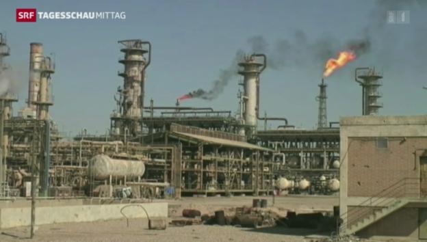 Video «Preiskampf ums Öl» abspielen
