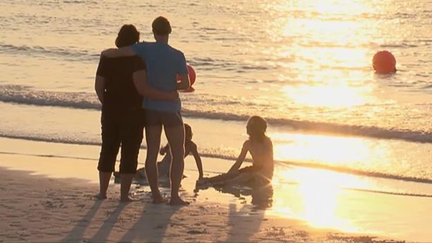 Video «Familie Maccioni in Dubai und Bülach» abspielen