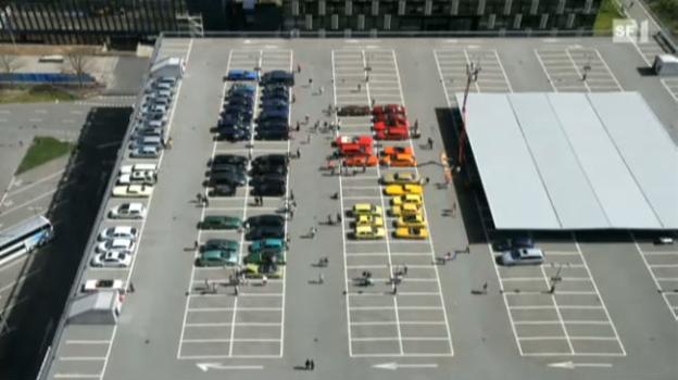 Video «Urs Wehrli räumt Parkplatz auf» abspielen
