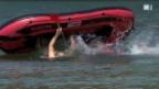 Video «Nicht alle Gummiboote sind sicher» abspielen