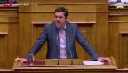 Video «Reformvorschläge im Parlament angenommen» abspielen
