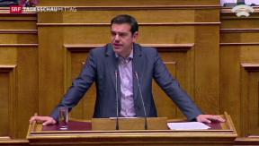 Video «Reformvorschläge im Parlament angenommen » abspielen