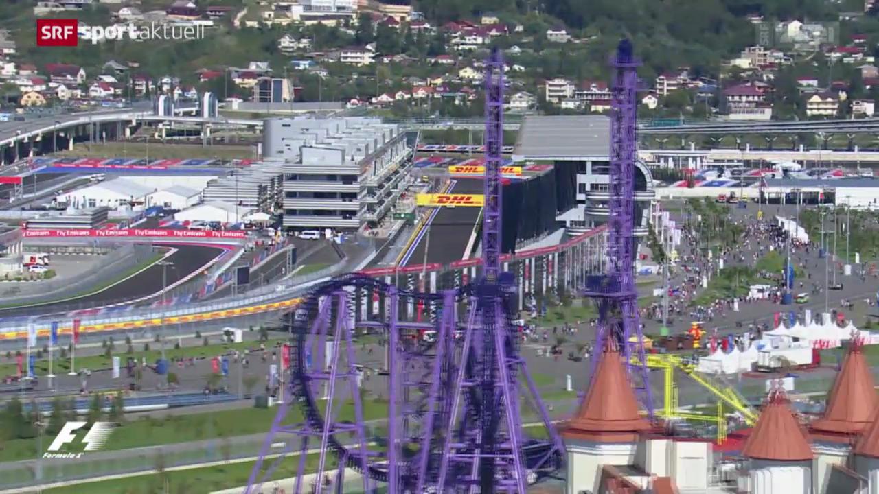 Formel 1: Die neue Strecke in Sotschi