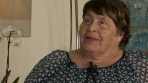 Video «Jörg Schneiders Witwe spricht über seine letzten Stunden» abspielen
