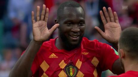 Link öffnet eine Lightbox. Video Belgien bezwingt Panama 3:0 abspielen