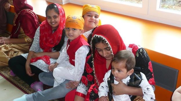 Zum Vaisakhi Fest der Sikh-Gemeinde