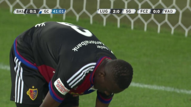 Video «FCB-GC: Live-Highlights» abspielen