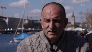 Video «Syrischer Ex-General will in der Schweiz bleiben» abspielen
