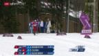 Video «Langlauf: 15 km klassisch» abspielen