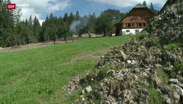 Video «Schweiz aktuell vom 26.08.2014» abspielen