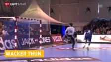 Video «Handball: PSG - Wacker Thun» abspielen