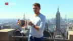 Video «Dritter Grand-Slam-Titel für Wawrinka» abspielen