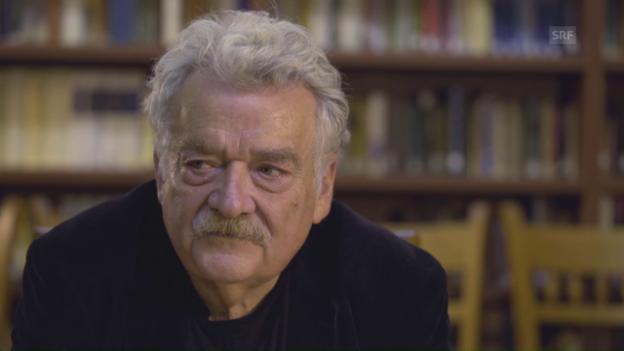 Video «Hans Ulrich Gumbrecht: «‹Yes, we can› war schon damals ambivalent»» abspielen