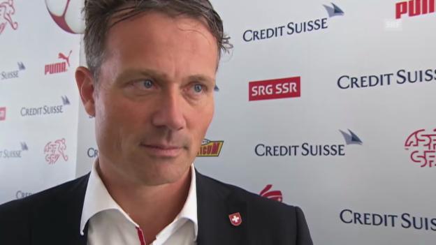 Video «Fussball: Interview mit Alex Miescher» abspielen