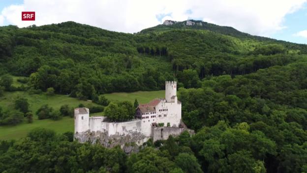 Video «Das passiert «im Schatten der Burg»» abspielen