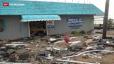 Video «Opfer kämpfen auch ein Jahr nach «Sandy um ihr Geld» abspielen