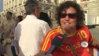 Video «Monarchie: Das sagt das Volk auf der Strasse» abspielen