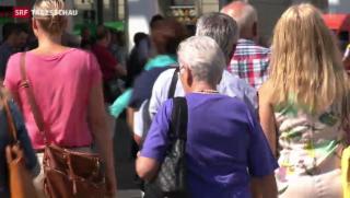 Video «Avenir Suisse fordert Vorspar-Obligatorium für die Alterspflege» abspielen